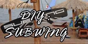 Détour du monde – construire subwing