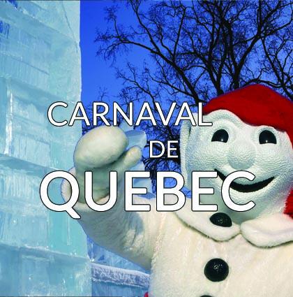 Détour du monde - carnaval de quebec