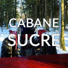 Détour du monde – cabane a sucre
