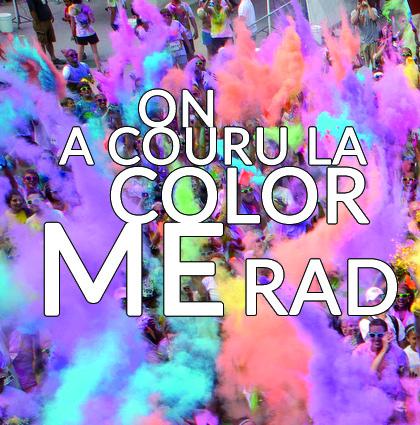 Détour du monde – color me rad