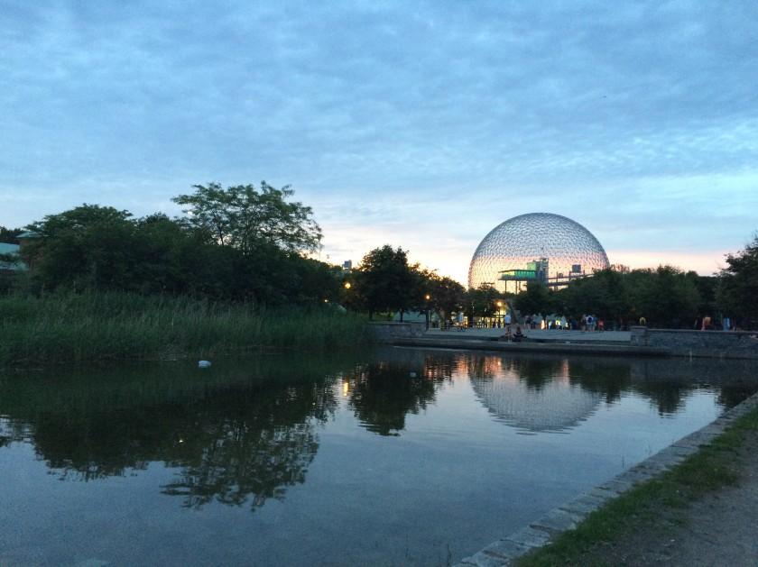 Biosphère Parc Jean Drapeau
