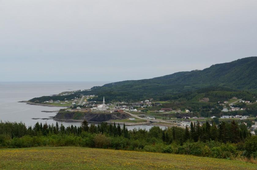 09.01 Région Gaspé