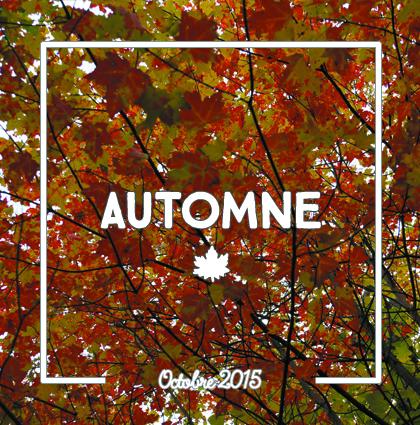 detour du monde – automne