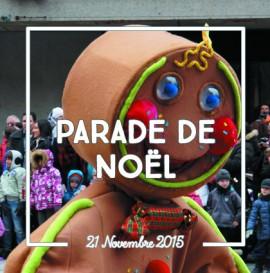 detour du monde – parade de noel